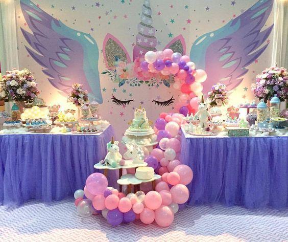 unicorn children's parties