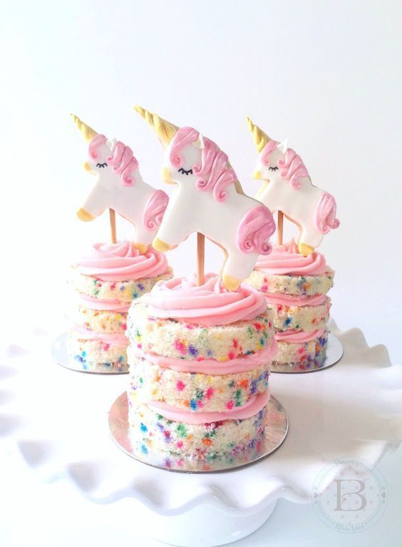 sandwiches and cookies for unicorn party dessert table (9)