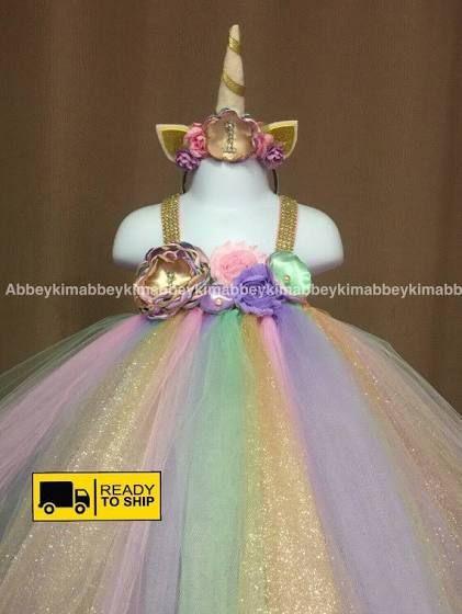 unicorn costume for nina (6)
