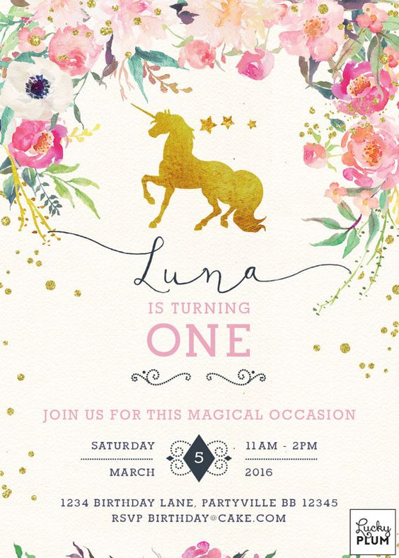 simple invitations to unicorn party (3)