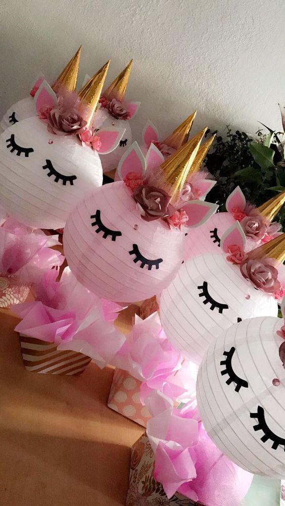 centerpieces for unicorn party (5)