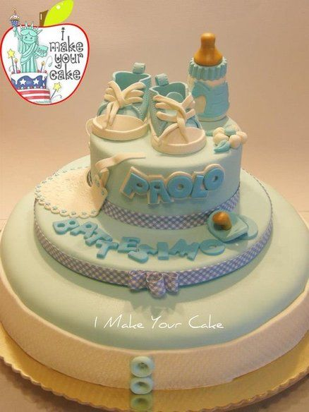 Baby shower cakes for children