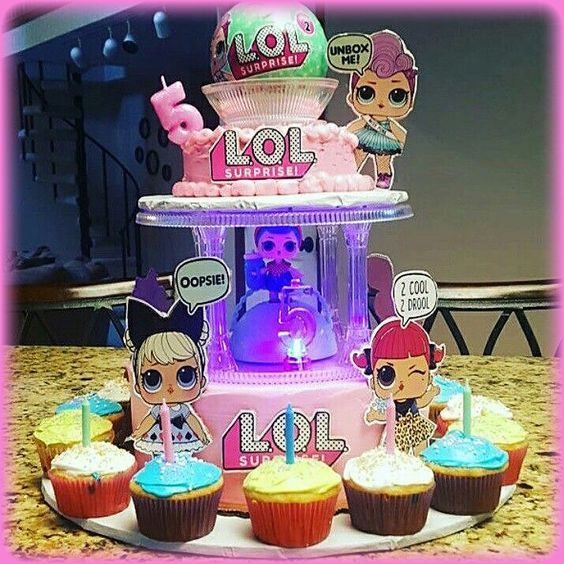 cupcake holder for nina's party