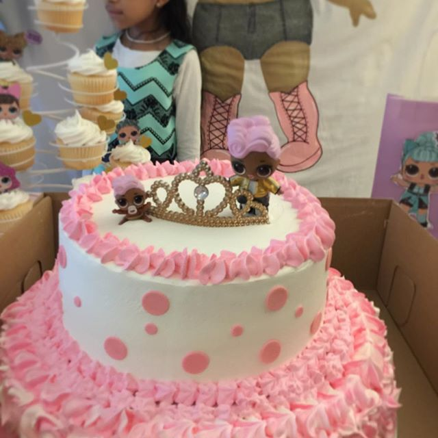 designs of cakes for nina theme dolls it (3)