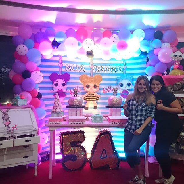 the best ideas for birthday party nina theme dolls lol (20)
