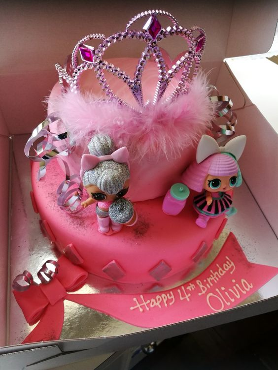 the best ideas for birthday party nina theme dolls lol (32)