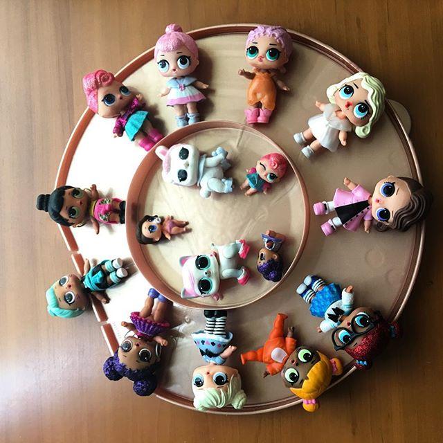 the best ideas for birthday party nina theme dolls lol (17)