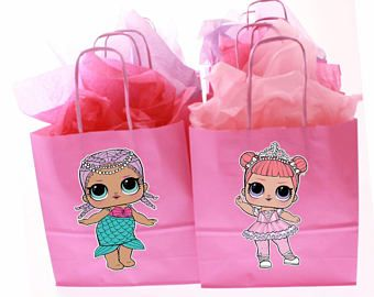 candy makers in cardboard boxes for children's party theme dolls lol (2)
