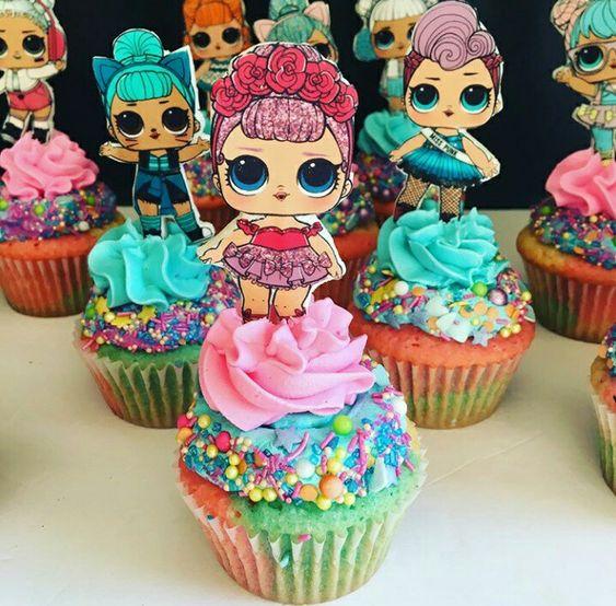 the best ideas for birthday party nina theme dolls lol (33)