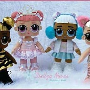 the best ideas for birthday party nina theme dolls lol (23)