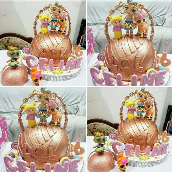 the best ideas for birthday party nina theme dolls lol (27)
