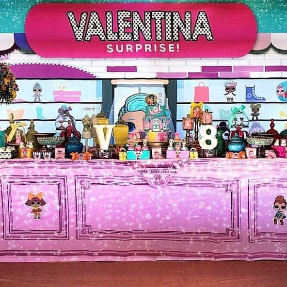 the best ideas for birthday party nina theme dolls lol (21)
