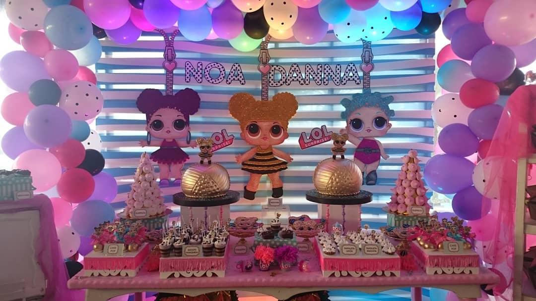 the best ideas for birthday party nina theme dolls lol (25)
