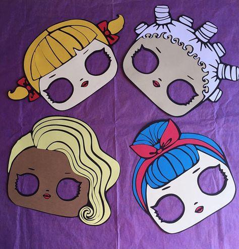 the best ideas for birthday party nina theme dolls lol (29)