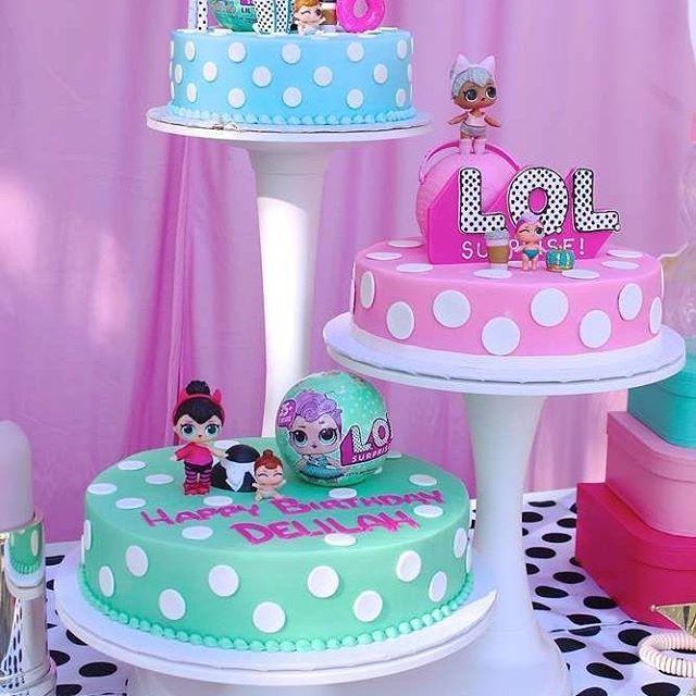 the best ideas for birthday party nina theme dolls lol (22)
