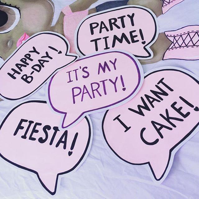 the best ideas for birthday party nina theme dolls lol (4)