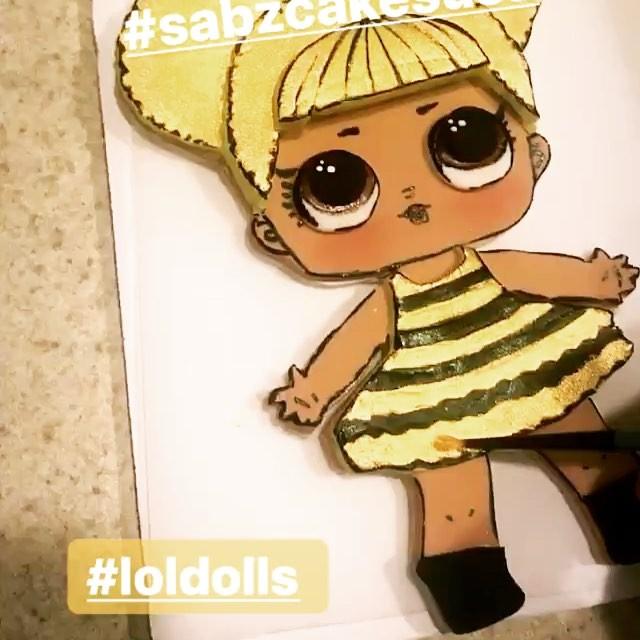 the best ideas for birthday party nina theme dolls lol (8)