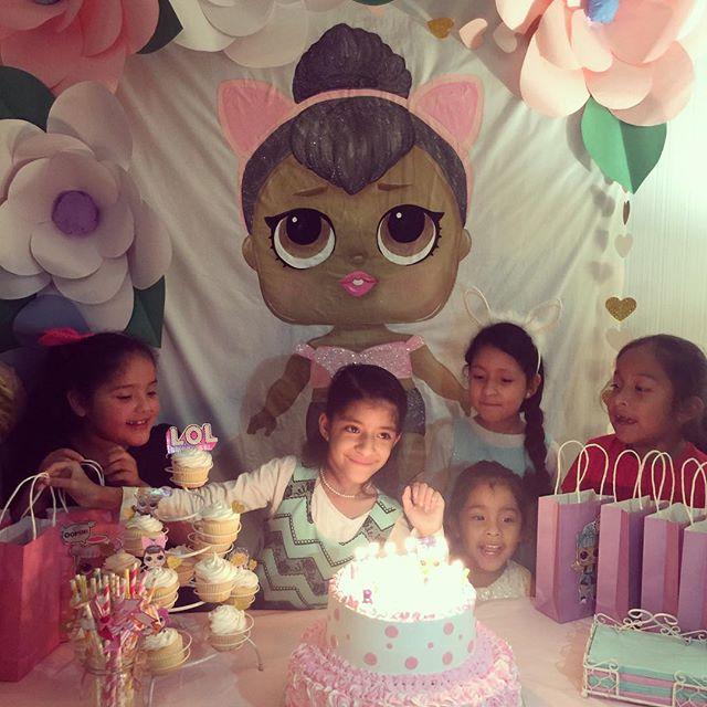 the best ideas for birthday party nina theme dolls lol (6)