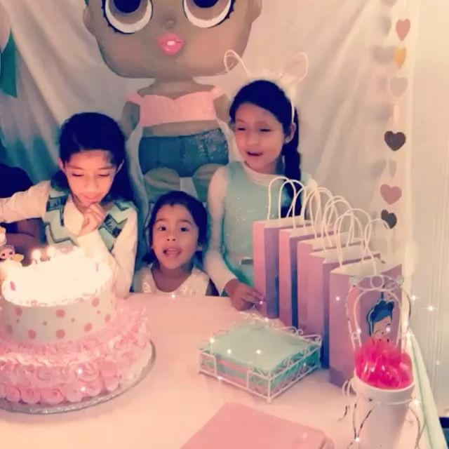 the best ideas for birthday party nina theme dolls lol (7)