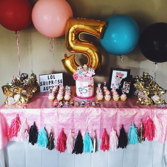 birthday party dolls lol (3)
