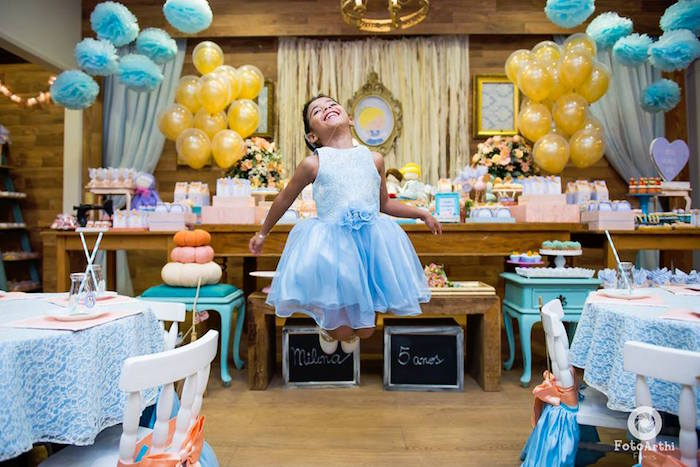 Cinderella children's parties (4)