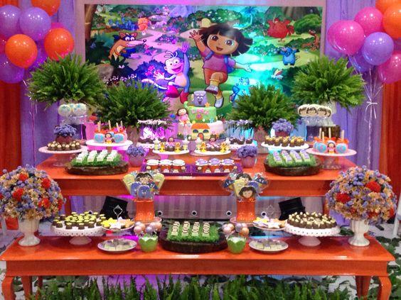 DORA LA EXPLORER'S CHILDREN'S FESTIVAL