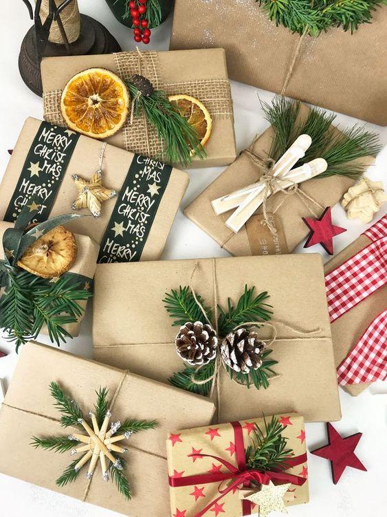 Gift-wrapping in an original way III