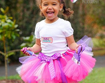 Doctor's Tutus simple toys