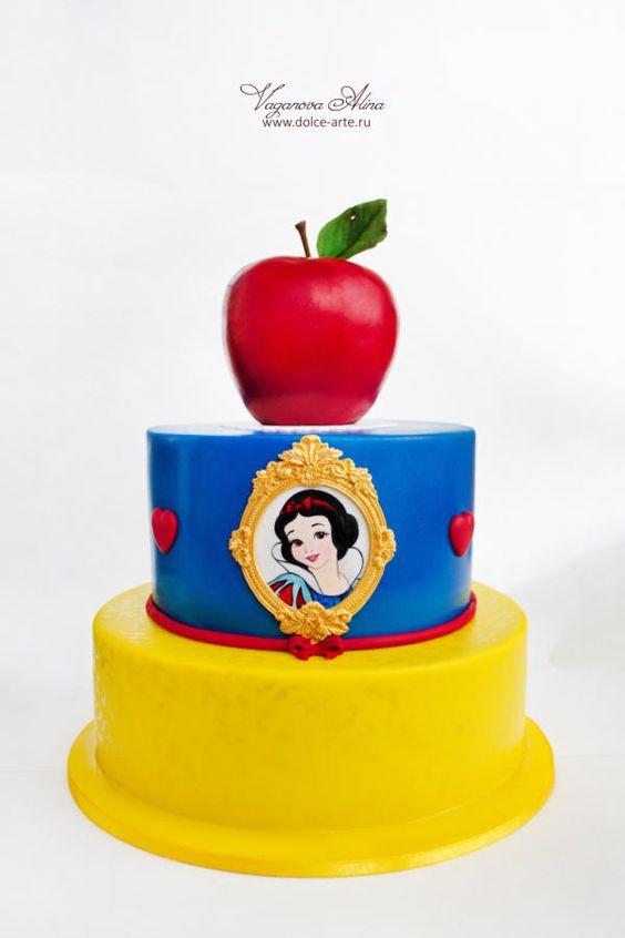 Snow White Pastel Designs