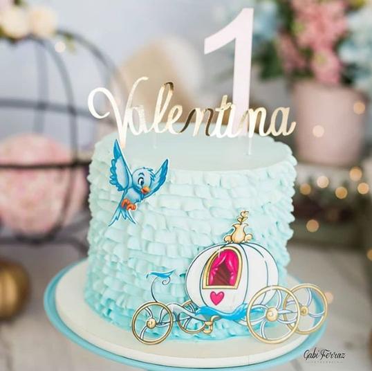 Cinderella cakes in bitumen