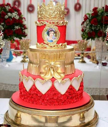 Snow White Cakes 2018