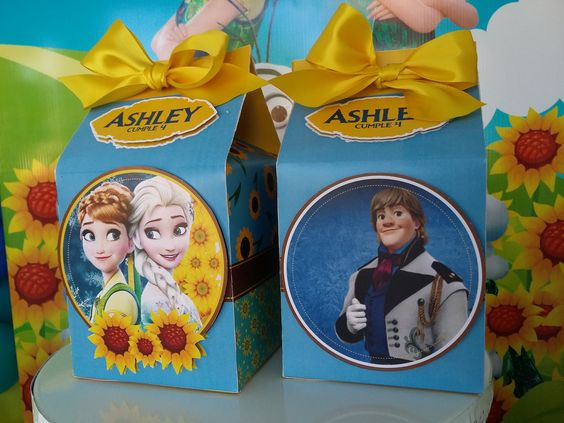 Candies of frozen fever