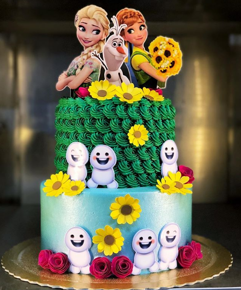 Frozen Fever Party Ideas