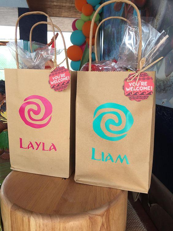 Birthday Ideas for moana