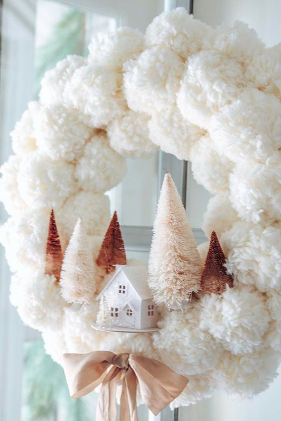 white christmas crowns II