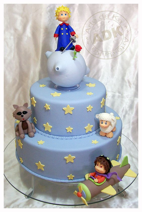 Baby shower of the little prince