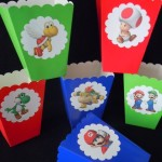 Mario bros' party