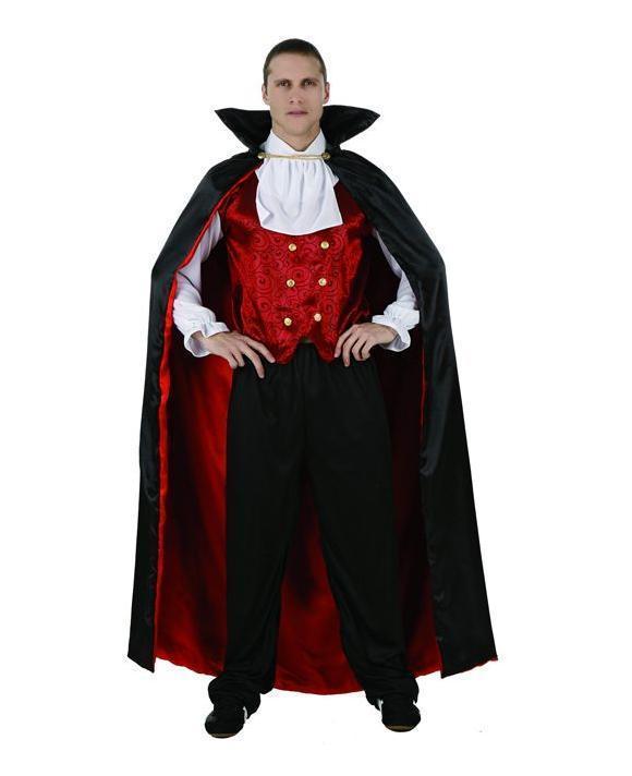 Como fazer uma fantasia de vampiro - Male Vampire Fantasy