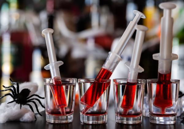 Halloween party foods - Halloween party drinks