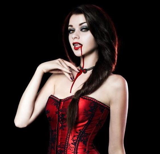 How to make a vampire fantasy