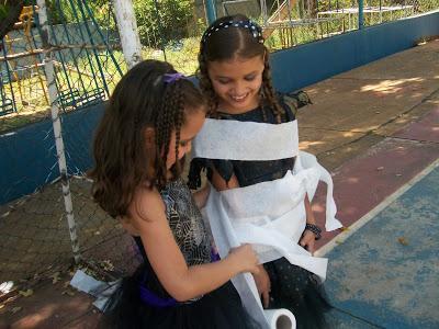 Como fazer jincadeiras de Halloween - Halloween jincadeiras: múmia