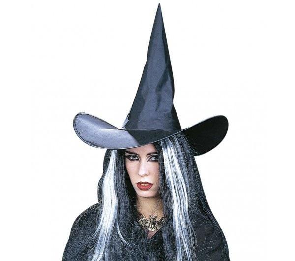 Como fazer uma fantasia de bruxa - Cabelo de bruxa - Passo a passo
