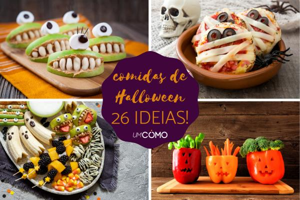 Halloween party meals