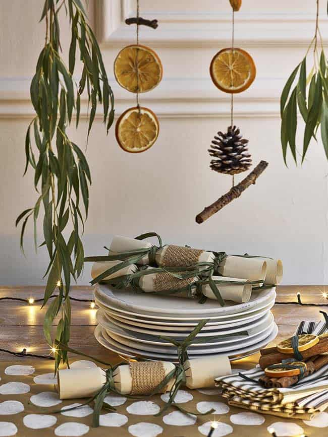 different ideas for Christmas decoration