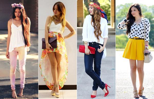 How to dress not ano novo - Step 3