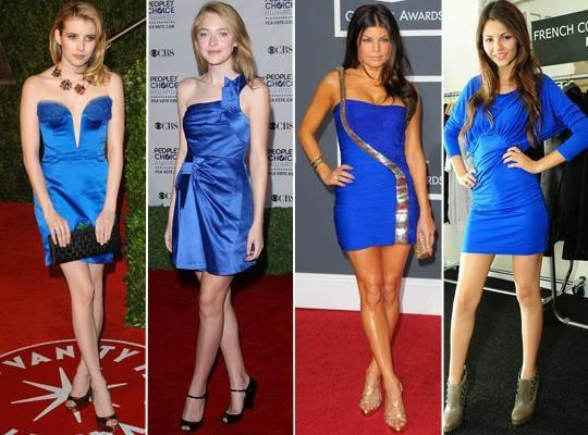 What to wear not anus novo - Blue