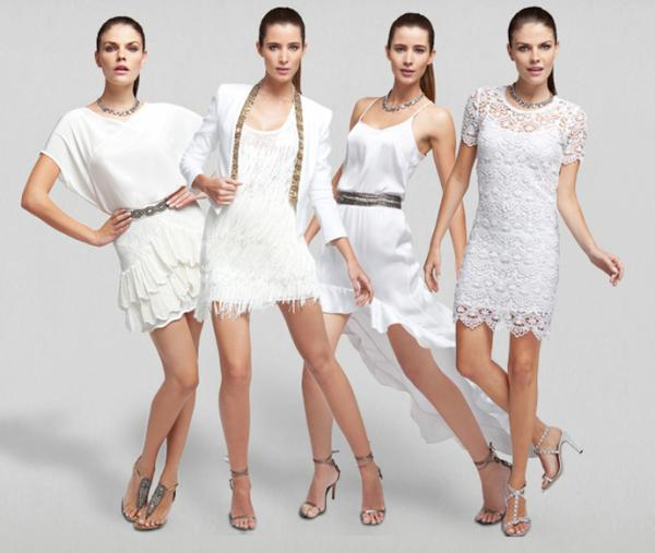 What to wear not ano novo - Branco