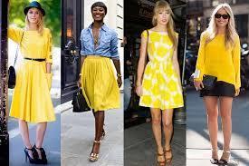 Que cor usar no ano novo - Amarelo