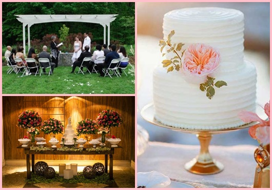 Mini wedding: ideas for inspiration