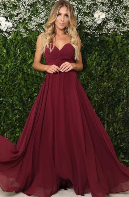 long voal dress